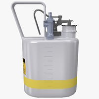 3d safety 1 gallon model