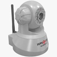 Wireless IP Surveillance Camera Wansview