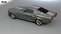 eleanor 60 3d model