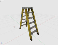 ladder 3d 3ds