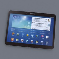 Samsung Galaxy Tab 3 10.1 Gold Brown
