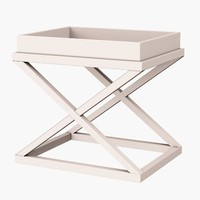 eichholtz table mcarthur 3d 3ds