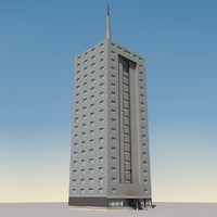 3d model of building games