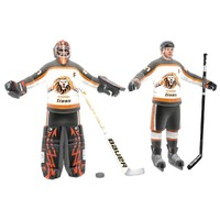 ice hockey player 3d ma