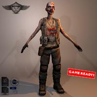 3d soldier games