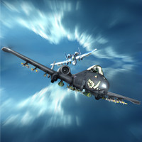 3d a-10 thunderbolt