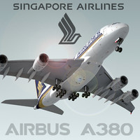 lwo airbus a380 singapore airlines