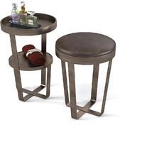 3ds altamarea pouf table