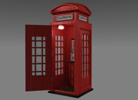 lightwave phone booth