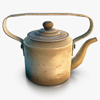 3ds max teapot normal