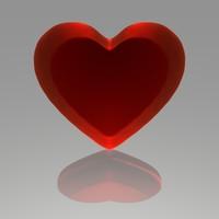 heart obj