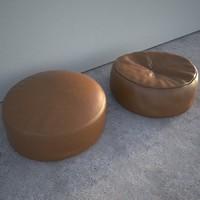 pouf seat
