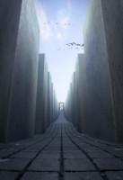 3dsmax berlin holocaust memorial