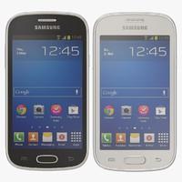 samsung galaxy fresh s7390 3d max