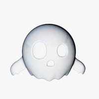 ghost cartoon max