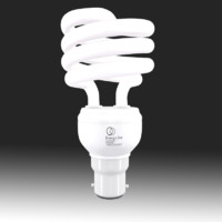 3d model of energy saving light bulb