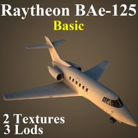 raytheon basic 3d max