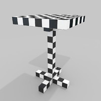 moooi chess 3d 3ds