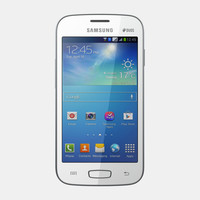 3d samsung galaxy star pro model