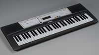 yamaha psr-e203 keyboard synthesizer 3d model