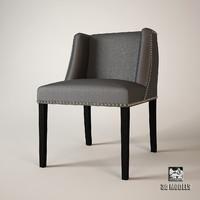 eichholtz chair st 3d max