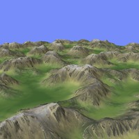 3d heightmap