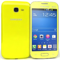 Samsung Galaxy Star Pro S7260 Yellow