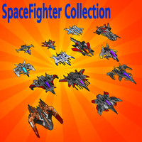 SpaceFighter Collection