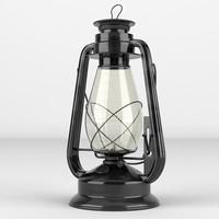 oil lantern max