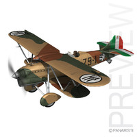 fiat cr - italy 3d 3ds