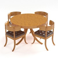 max kaj gottlob - dining table