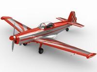 zlin z526 afs 3d model