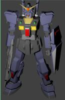 gundam mk 2 3d 3ds