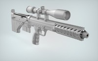 DTA SRS Sniper Rifle HP