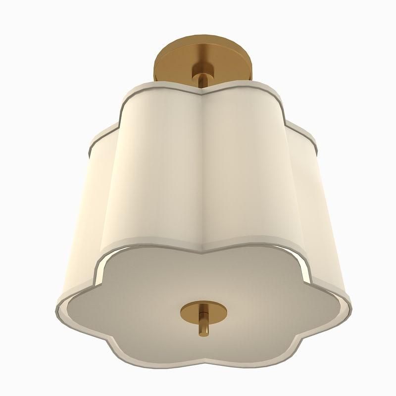 visual comfort ceiling lamp  modern0003.jpg