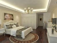 3d max bedroom