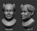 Dionysus 3D models