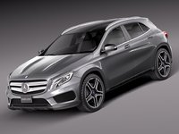 2014 mercedes mercedes-benz 3d 3ds