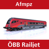 3ds passenger railway premium