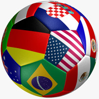soccer ball flag max
