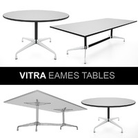 Vitra Eames Tables