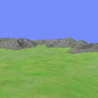 maya heightmap
