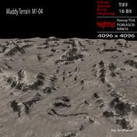 maya muddy terrain m1-04