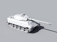Panzerkampfwagen VI Ausf. B, Tiger II (Sd.Kfz. 182)