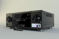 3ds pioneer av receiver vsx921k