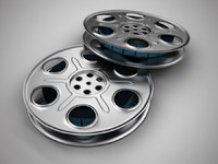 film reel 3d 3ds