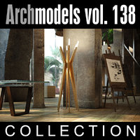 maya archmodels vol 138 lamps