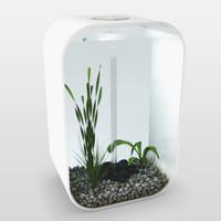 3dsmax aquarium biorb