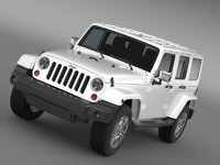 Jeep Wrangler Unlimited Indian Summer 2014