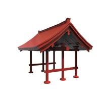 3d torii gate model